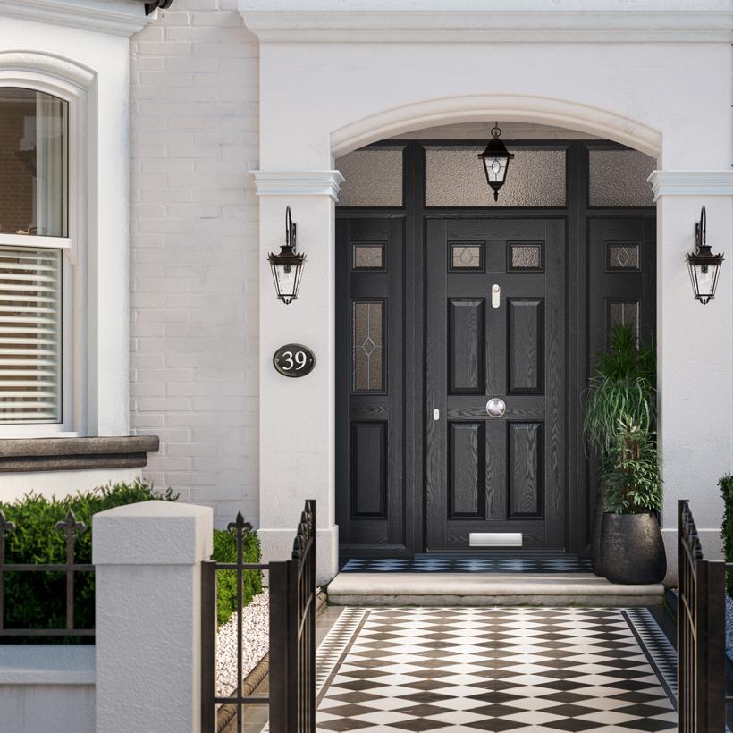 Genuine Door Stop Doors